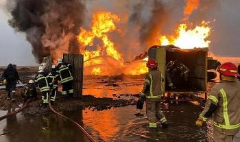 Khủng bố tấn công giếng dầu ở Iraq, một cảnh sát thiệt mạng