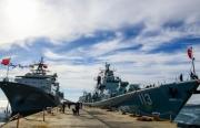 Hải quân Trung Quốc đã gõ cửa nước Mỹ?