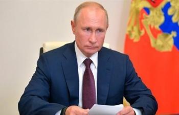 """Nga chỉ có 2 """"quốc gia thù địch"""""""