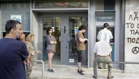 Hy Lạp đóng cửa toàn bộ hệ thống ngân hàng