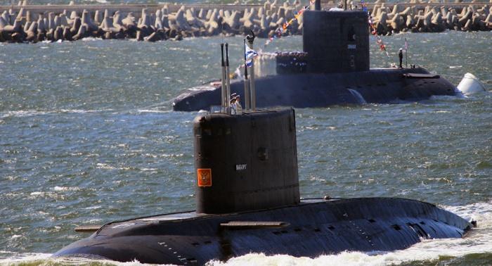 """Moskva phản ứng trước tin NATO """"bắt"""" được tàu ngầm Nga"""