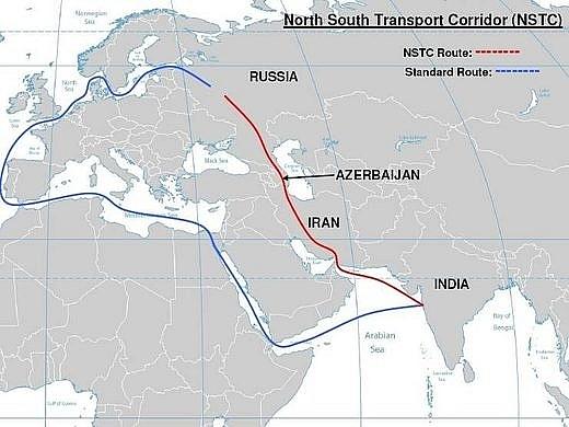 Nga xây dựng tuyến đường mới để vượt qua sự kiểm soát của Mỹ và châu Âu
