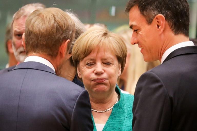 Châu Âu đạt thỏa thuận về người nhập cư