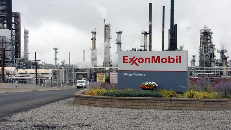 exxonmobil dua nguoi tro lai iraq