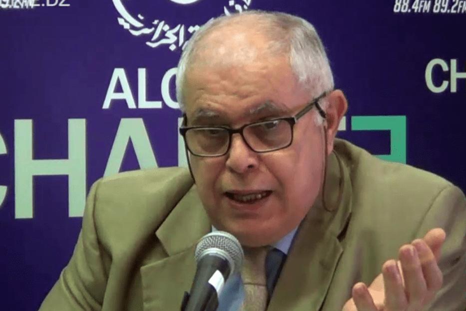 algeria thay bo truong nang luong do khung hoang dau mo