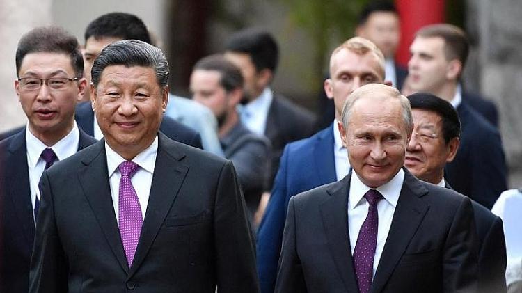 Trung Quốc muốn sát cánh cùng Nga tại Syria