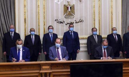 Ai Cập chuyển đổi hơn 2.200 xe buýt công cộng sang khí đốt tự nhiên