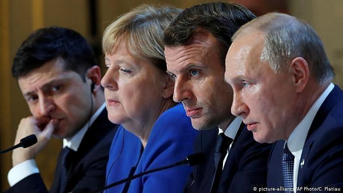 Đức làm trung gian hòa giải giữa Nga và Ukraine về khí đốt