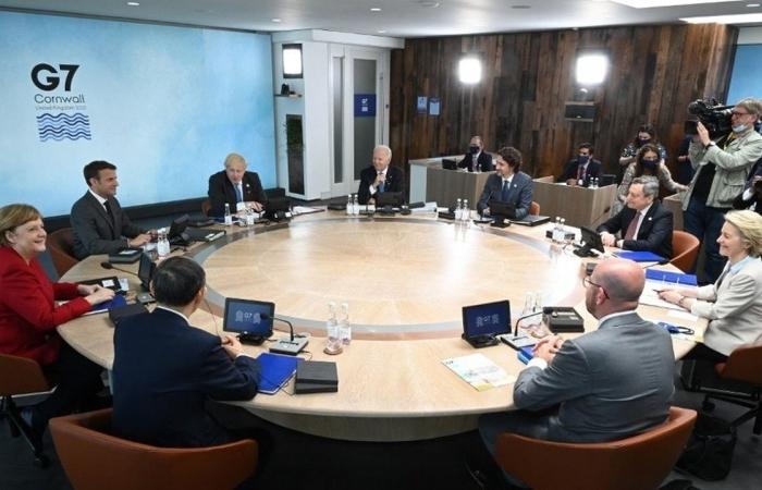 G7 chi 40 nghìn tỷ USD chống lại Trung Quốc