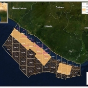 Liberia thông báo đàm phán trực tiếp 33 lô thăm dò dầu khí ngoài khơi