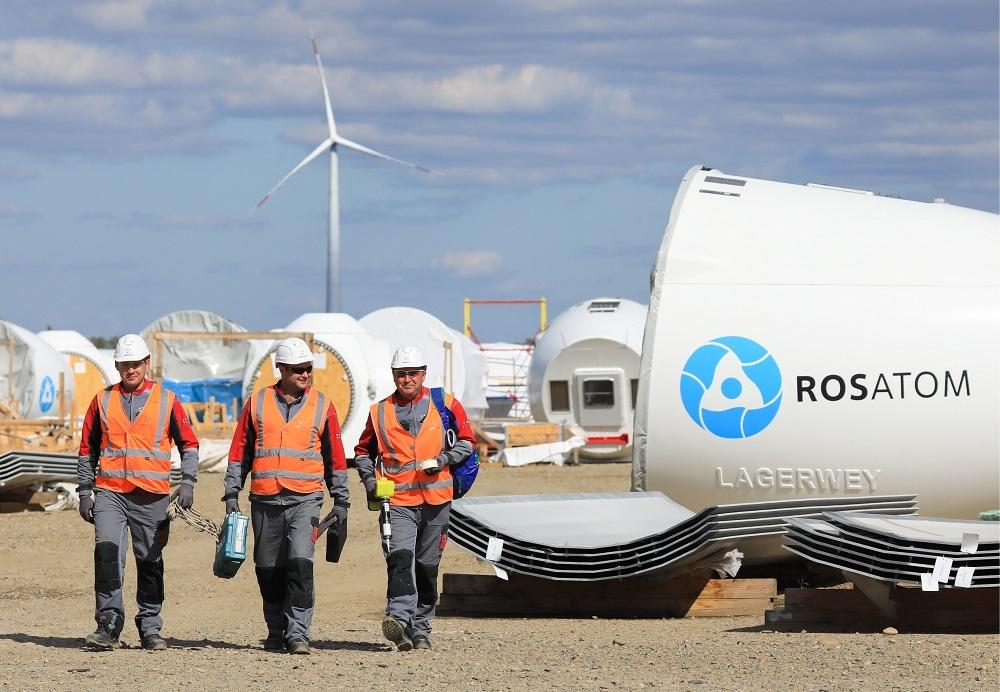Nga ồ ạt đầu tư vào năng lượng gió