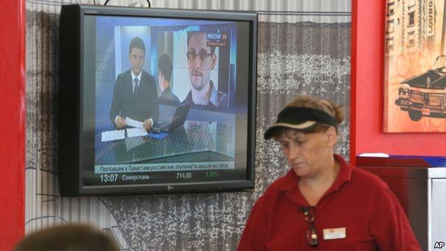 Snowden sẽ được tỵ nạn chính trị ở Nga nếu…