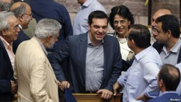 """Người dân Hy Lạp sẽ """"xử"""" Thủ tướng của họ ra sao?"""
