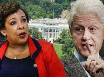Ông Bill Clinton lén gặp Bộ trưởng Tư pháp Mỹ để gỡ tội cho vợ?
