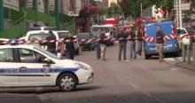 Lại xảy ra vụ dùng dao bắt giữ con tin ở Pháp