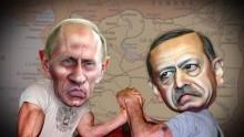 Putin gặp 'kẻ đâm sau lưng' tại Nga