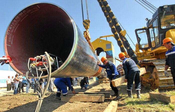 gazprom da dat duoc 50km duong ong turkish stream