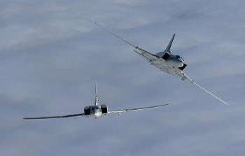 Thử nghiệm tên lửa siêu thanh bằng máy bay siêu thanh