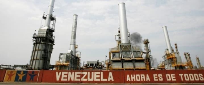 san luong dau cua venezuela o muc thap nhat trong 30 nam qua