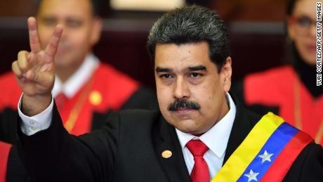tinh hinh venezuela hien gio ra sao