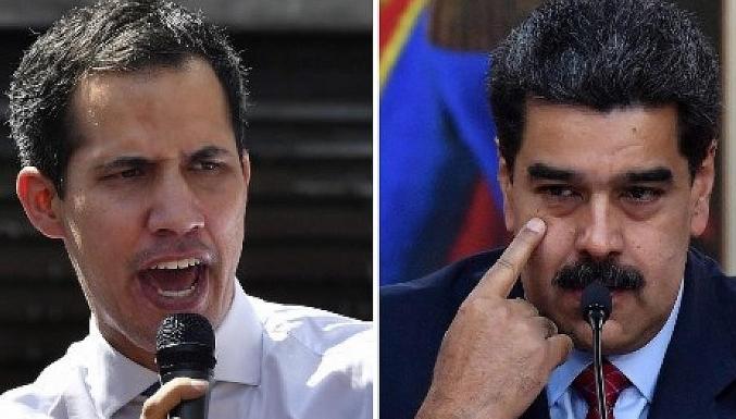 cac phe phai o venezuela noi lai dam phan