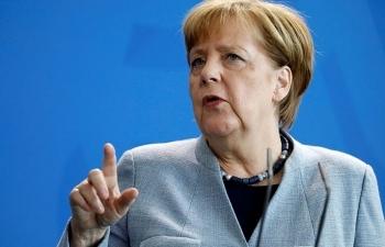 Thủ tướng Đức Merkel tố cáo các lệnh trừng phạt của Mỹ đối với Nord Stream 2