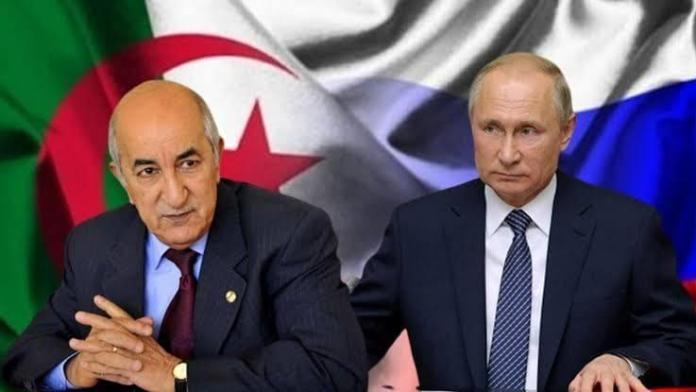 Tổng thống Nga và Algeria điện đàm về vấn đề dầu khí và Libya