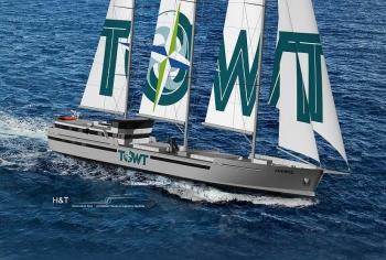 Breton TOWT gọi thầu đóng 4 tàu vận tải tiết kiệm năng lượng