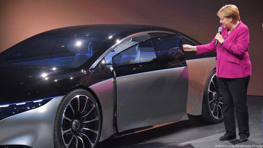 Đức sắp đạt mục tiêu 1 triệu ôtô điện chạy trên đường