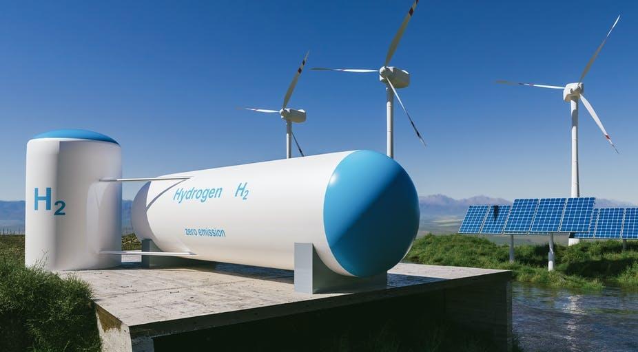 Sasol đạt thỏa thuận phát triển ngành công nghiệp hydro xanh ở Nam Phi