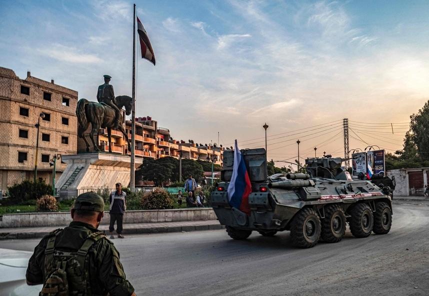 Nga sẽ thế chân Mỹ tại Iraq?