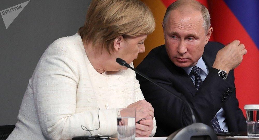 Tổng thống Putin nói gì sau thỏa thuận Mỹ-Đức về dự án Nord Stream-2?