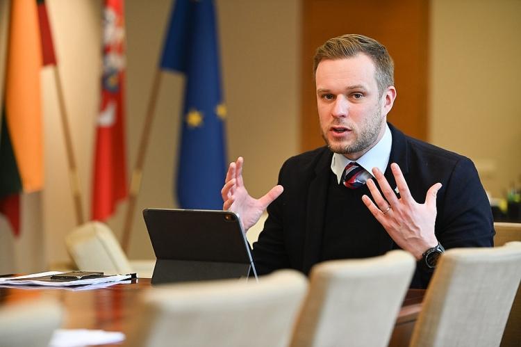 Đối với Lithuania, thỏa thuận về đường ống Nord Stream 2 là một