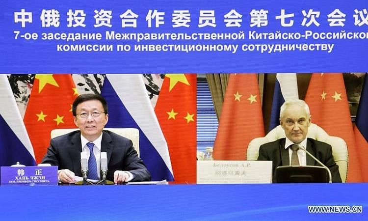 Trung Quốc muốn thiết thực hơn với Nga trong quan hệ