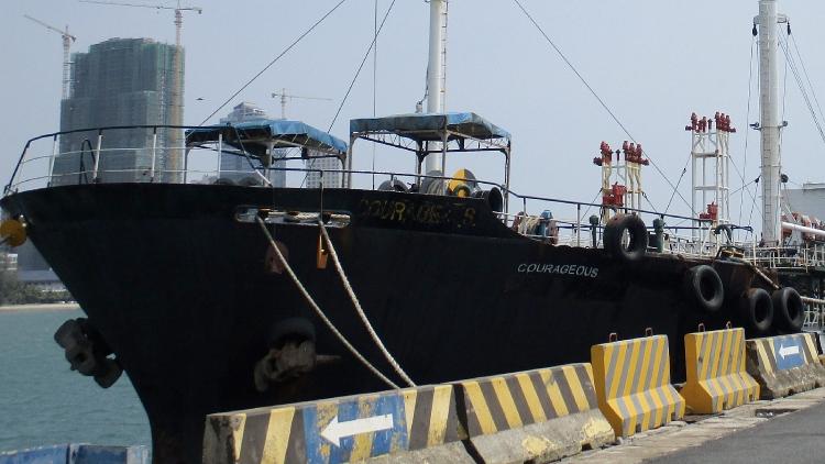 Mỹ bắt giữ tàu chở dầu vi phạm lệnh trừng phạt Triều Tiên