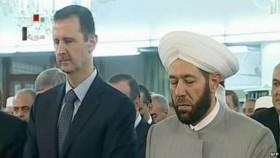Đoàn xe chở Tổng thống Syria bị pháo kích?