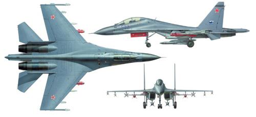 Su-30 của Nga và F-16 của Mỹ khác nhau như thế nào?