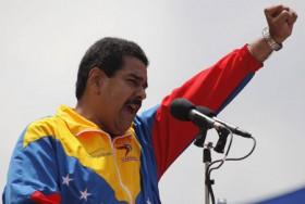 venezuela pha am muu am sat tong thong