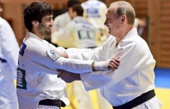de tu cua tong thong putin vo dich judo tai olympic rio 2016