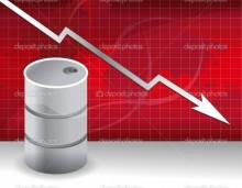 Ngay đầu tuần, giá dầu đã rớt mốc 50USD