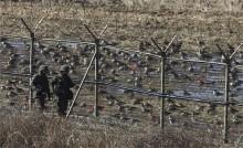 Triều Tiên đặt mìn ở  biên giới với Hàn Quốc ngăn lính đào ngũ