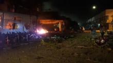 Đánh bom khủng bố ở miền nam Thái Lan, 30 người thương vong