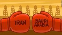 Giá dầu thế giới bật tăng mạnh sau hành động của Iran