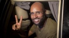 Con trai Kadhafi chạy sang Nga xin tị nạn