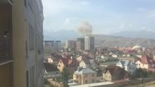 Đại sứ quán Trung Quốc ở Kyrgyzstan bị đánh bom