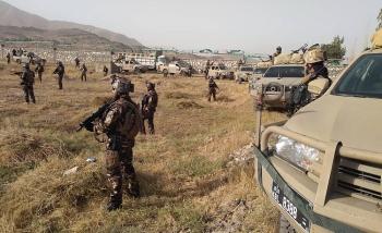 dau sung ac liet giua taliban va linh dac nhiem afghanistan buoc qua ngay thu 5