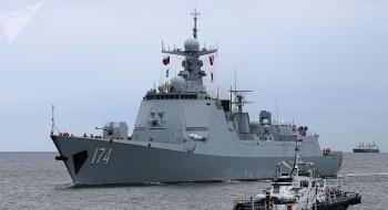 """Hải quân Trung Quốc sẽ """"phô trương lực lượng"""" ở vùng Vịnh?"""