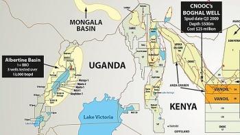 tullow oil tu choi ban cho co phan trong mot du an o uganda cho trung quoc