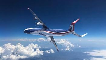 Anh công bố kế hoạch ra mắt máy bay hybrid