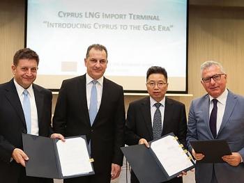 Hill được chọn cung cấp dịch vụ cho dự án năng lượng lớn nhất của Síp